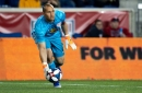 Robles early aaves, allows RBNY three points