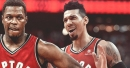 Danny Green jokingly says he hopes Kyle Lowry has 'changed his mind' about offseason trade