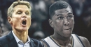 Steve Kerr hoping Kevon Looney's next contract will reflect his value to the Dubs