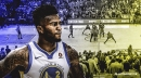 Jordan Bell admits they don't care who starts at center for Dubs