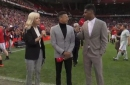 Man Utd player Marcus Rashford gives verdict on Ole Gunnar Solskjaer's performance vs Bayern Munich legends