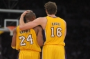 Lakers News: Pau Gasol Believes 'Nobody Is Quite Like' Kobe Bryant After 6.5 Seasons Together