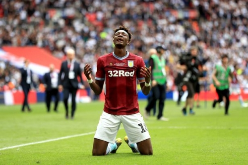 Tammy Abraham has this message on his Aston Villa future amid Chelsea reports