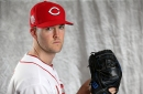 Injured Cincinnati Reds pitcher Alex Wood hopes to begin rehab assignment in next 3 weeks