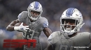 ESPN sees a big season coming for Kerryon Johnson