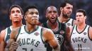 Bucks' Giannis Antetokounmpo wants 'everybody back' next season