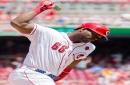 David Hernandez, Cincinnati Reds' bullpen struggle in 8-5 loss to Pittsburgh Pirates