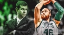 Aron Baynes admits Celtics didn't buy into Brad Stevens' 'great' system