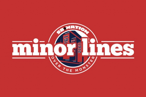 Red Sox Minor Lines: Triston Casas stays cookin'