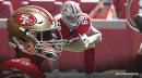 49ers' Mike McGlinchey says he's facing 'better athletes than I am' at OTAs