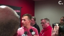 Cincinnati Reds pitcher Lucas Sims on his outing vs. Pittsburgh Pirates