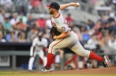 Stephen Strasburg Ks 11; leads Washington Nationals to 5-4 win over Atlanta Braves