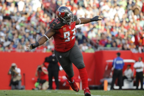 It doesn't look like Gerald McCoy is going to the Seahawks