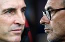 Europa League final team news: N'Golo Kante makes shock start, Petr Cech picked ahead of Bernd Leno