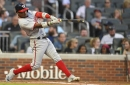 Washington Nationals' lineup for second of two with the Atlanta Braves in SunTrust Park