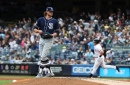 Yankees batter Paddack, as Padres hardly hit on way out of New York