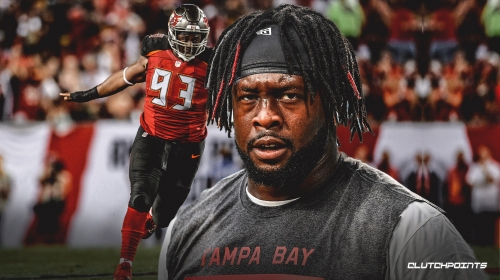 """Gerald McCoy rates visit with Baltimore Ravens as """"A+++"""""""