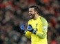 Liverpool's Alisson Becker named Premier League goalkeeper of the season