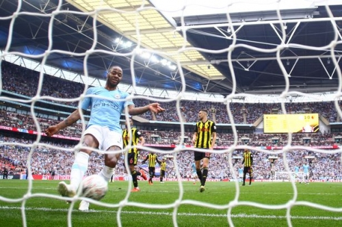 Man City star Raheem Sterling has a plan to get more goals