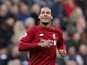 Liverpool defender Virgil van Dijk named Premier League player of the season