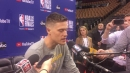 Warriors' Jonas Jerebko always dreamed of playing in the NBA Finals