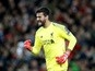 Alisson Becker named Premier League signing of the season