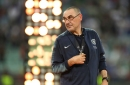 David Luiz urges Chelsea to reject Juventus' move for Maurizio Sarri after Europa League final victory