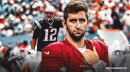 Dolphins' Josh Rosen tries to emulate Tom Brady at the line of scrimmage