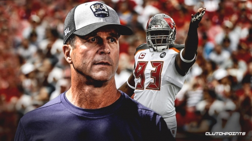 John Harbaugh thinks Gerald McCoy is an ideal fit for Ravens