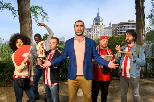 Eric Cantona's desperate appeal to Liverpool and Spurs fans to be more cultured when they hit Madrid