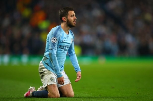 Bernardo Silva reveals Man City moment that cost him the most in his career