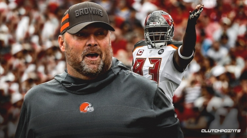 Freddie Kitchens optimistic Gerald McCoy will sign with Browns