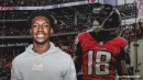Falcons news: Calvin Ridley 'definitely playing faster' in Year 2