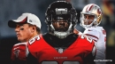 49ers RB Tevin Coleman compares Jimmy Garoppolo and Matt Ryan