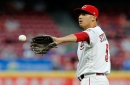 Cincinnati Reds place reliever Robert Stephenson on the 10-day injured list