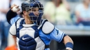Rays' Mike Zunino coming off the injured list