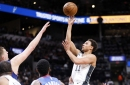 Improved play at the rim could take Bryn Forbes to another level