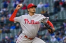 Phillies place Zach Eflin on the injured list, Cole Irvin recalled