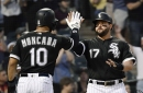 High fives all around for the White Sox's fifth straight victory