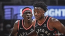 Toronto refused to include Pascal Siakam, OG Anunoby in trade talks with Spurs
