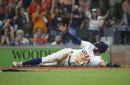 Astros Shortstop Carlos Correa and fiancé discuss fractured rib in video