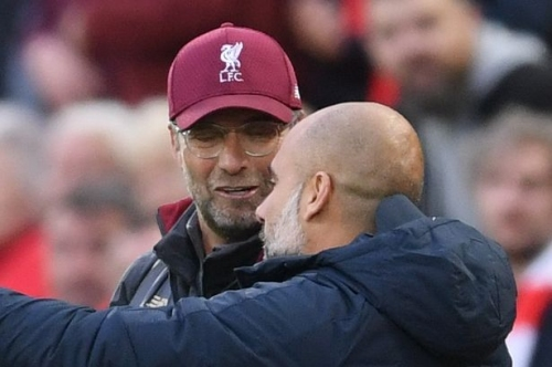 Liverpool FC manager hails 'best coach in the world' Guardiola ahead of Champions League final