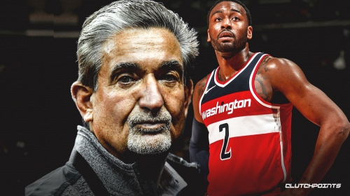 Wizards owner Ted Leonsis wants John Wall to take his time in rehab