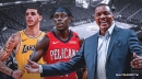 Report: Pelicans coach Alvin Gentry loves idea of having a Lonzo Ball, Jrue Holiday backcourt