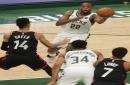 2018-'19 Milwaukee Bucks player grades
