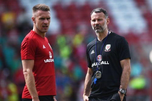 The moment Ryan Giggs almost quit Man Utd and his injury advice for ex-Arsenal man Aaron Ramsey