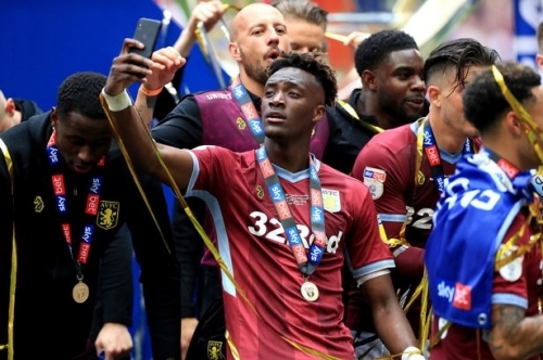 This is how much Chelsea striker Tammy Abraham would cost Aston Villa this summer