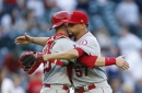 Balanced attack, pitching leads Angels over Mariners
