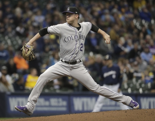 Rockies Jon Gray confident demoted Kyle Freeland will come back strong