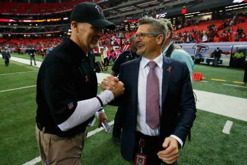 Falcons pick up $6.45 million in cap space today